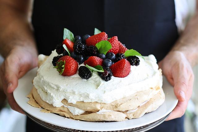 עוגת פבלובה